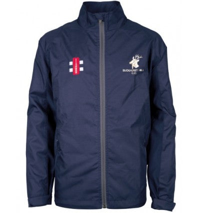 GRAY NICOLLS SENIOR BUCKHURST HILL CC MATRIX JACKET