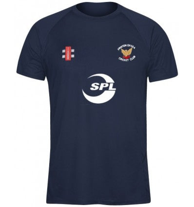 FRINTON ON SEA CC JUNIOR MATRIX TEE SHIRT