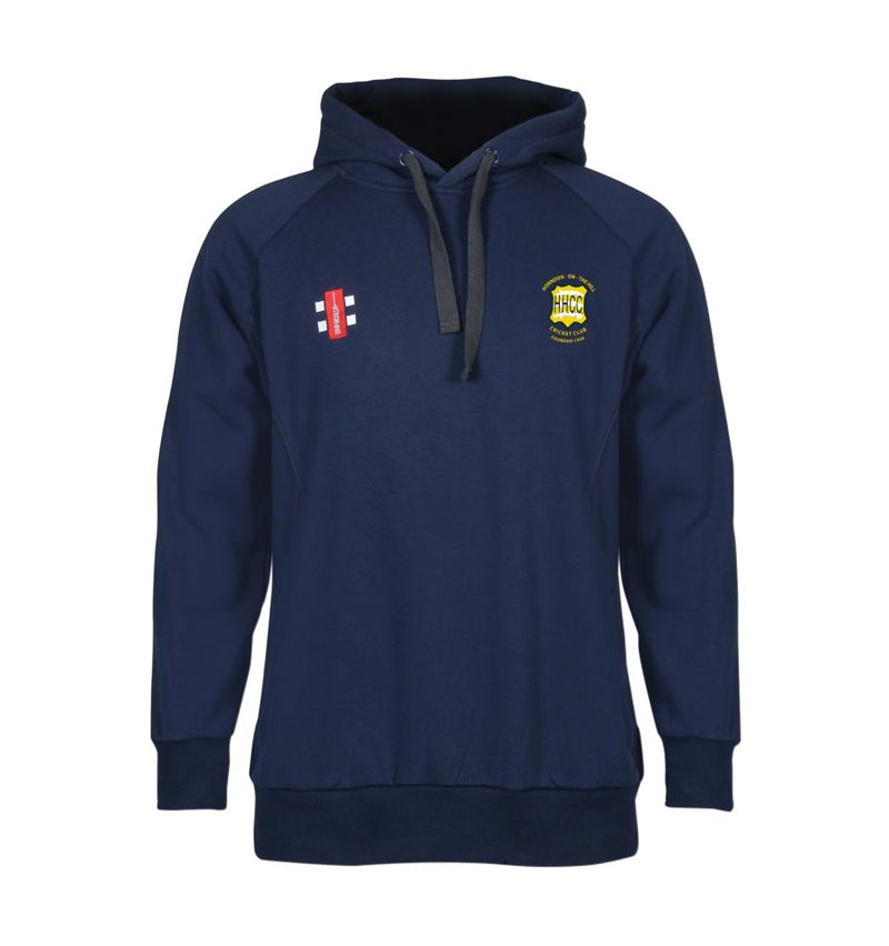 HORNDON ON THE HILL CC JUNIOR STORM HOODY NAVY