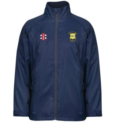 HORNDON ON THE HILL CC JUNIOR STORM JACKET NAVY