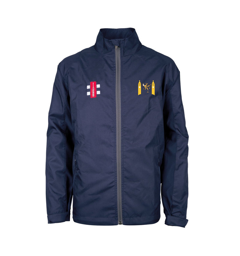 GRAY NICOLLS JUNIOR MATRIX TRAINING JACKET AG&HAB