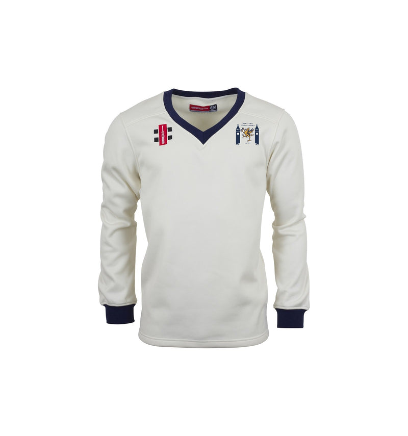 GRAY NICOLLS SENIOR VELOCITY MATCH SWEATER AG&HAB