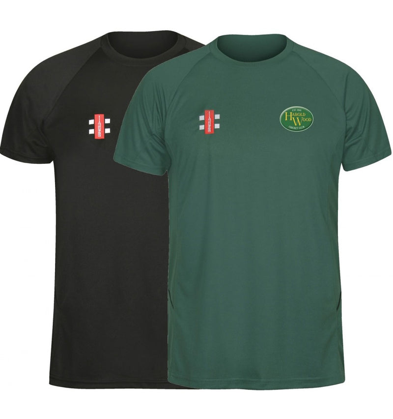 HAROLD WOOD CC JUNIOR MATRIX TEE SHIRT