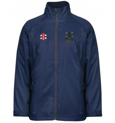 GRAY NICOLLS SENIOR WOODFORD GREEN CC STORM JACKET