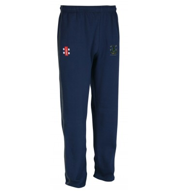 GRAY NICOLLS JUNIOR WOODFORD GREEN STORM SWEAT PANTS