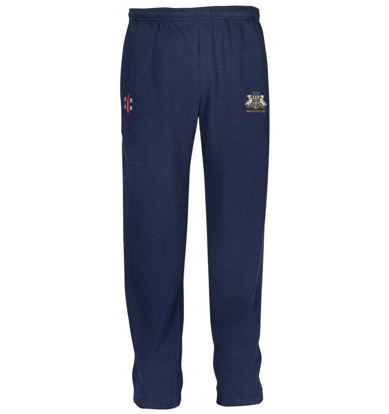 GRAY NICOLLS SENIOR WANSTEAD CC STORM TRACK PANTS NAVY