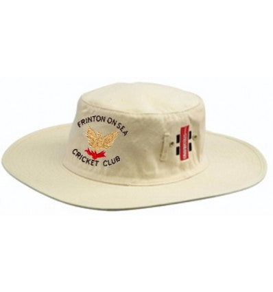 FRINTON ON SEA SUN HAT