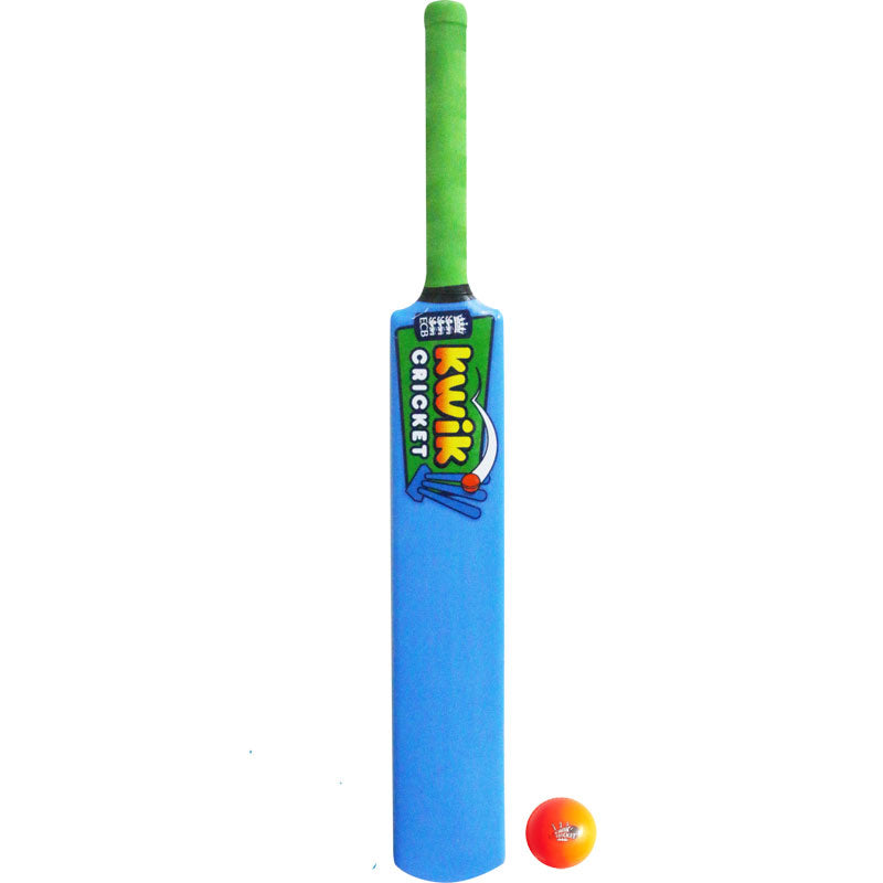Kwik Cricket Bat and Ball
