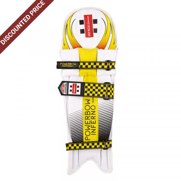 Gray Nicolls Powerbow Inferno Thunder  Batting Pads