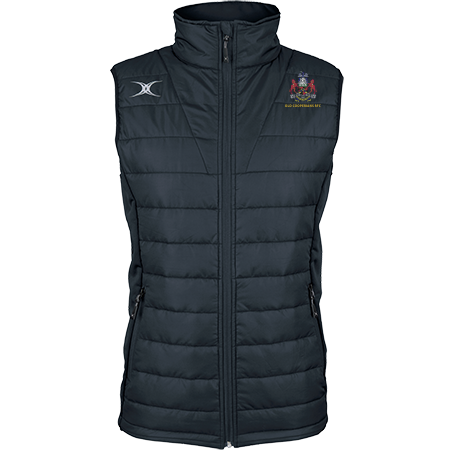 OLD COOPERIANS RFC LADIES PRO BODY WARMER