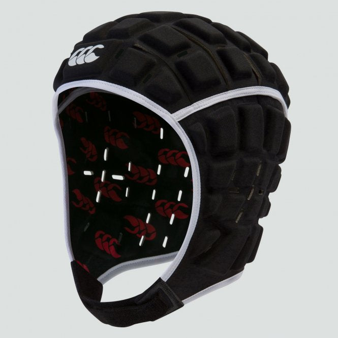 CANTERBURY REINFORCER HEADGUARD BLACK
