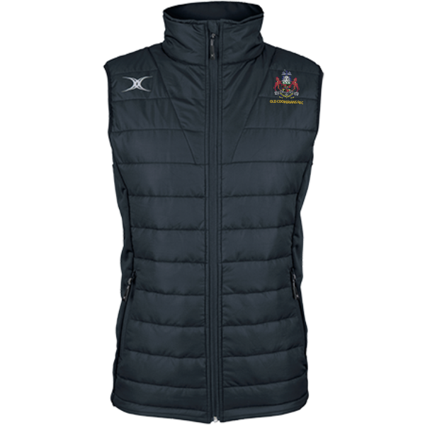 OLD COOPERIANS RFC MENS PRO BODY WARMER