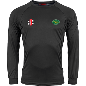 HAROLD WOOD CC SENIOR LS MATRIX TEE