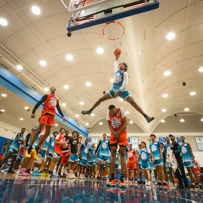 First time at the Pangos All-American Camp (5-minute read)