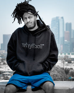 whyiball™ FORTHECULTURE (FTC) hoodie