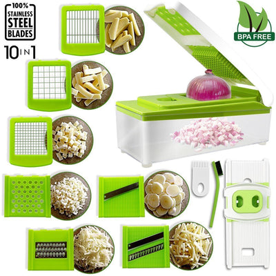 Vegetable Chopper Dicer Slicer Cutter
