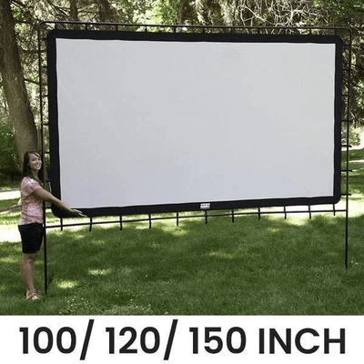 Hot Sales 50%OFF!-Portable Giant Outdoor Movie Screen