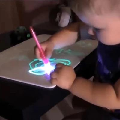 【BUY 2 EXTRA 15% OFF & FREE SHIPPING】Light Drawing - Fun And Developing Toy - hotsalestyle