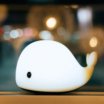 Cute Dolphin Touch Night Light