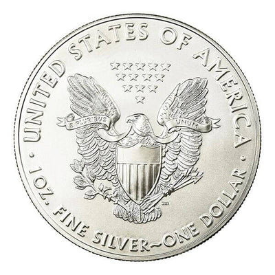 2020 American 1-Ounce Eagle Brilliant Uncirculated