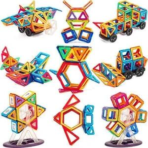 Magnetic Building Blocks Set💕50% OFF FREESHIPPING💕