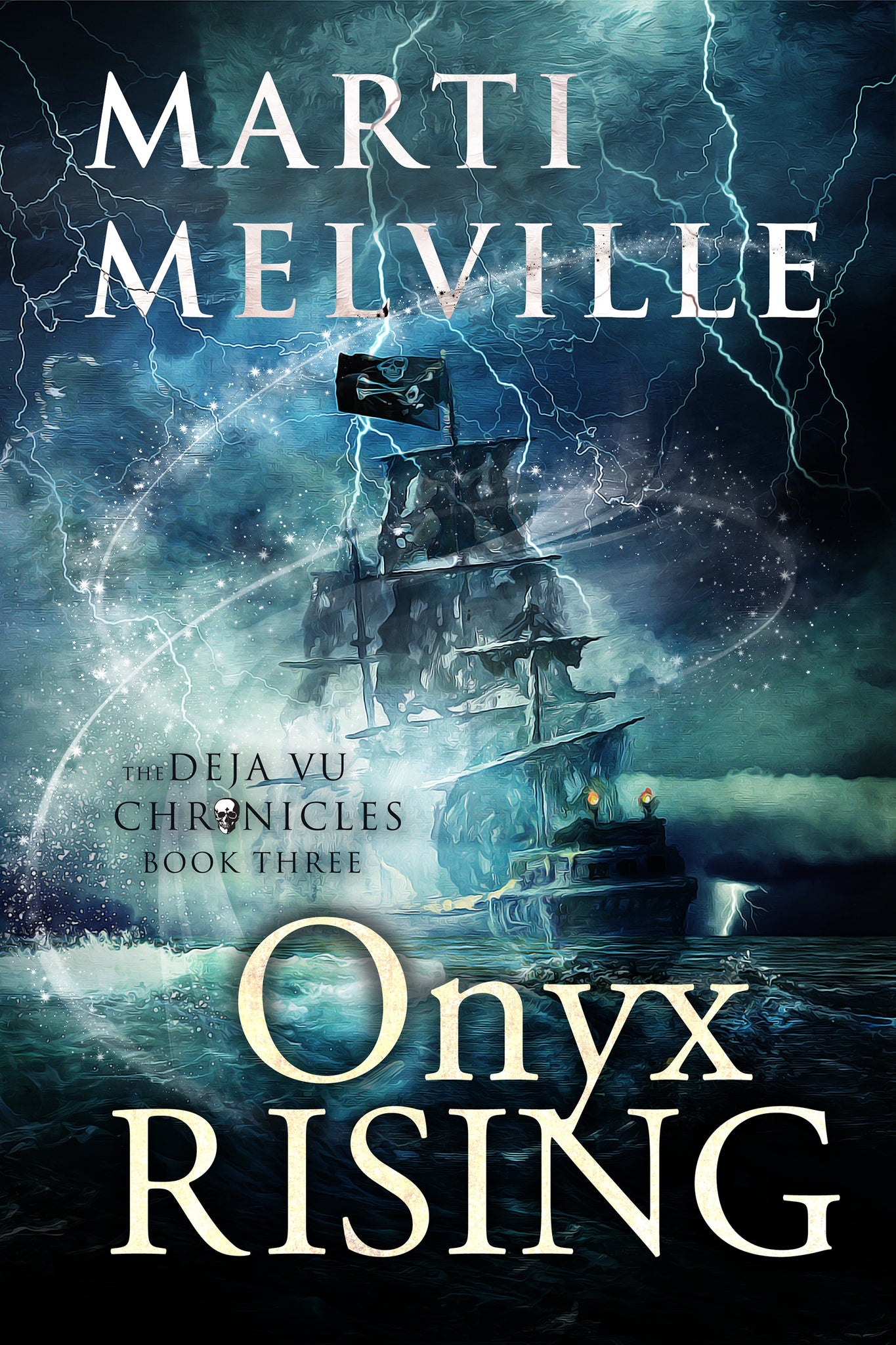 Onyx Rising (book 3 - The Deja vu Chronicles)