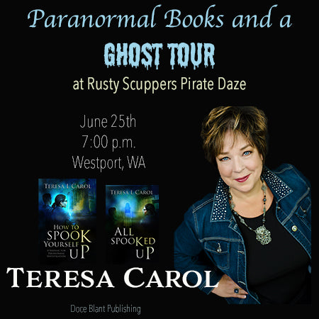 Paranormal Investigation Tour - June 25th