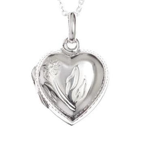 Sterling Silver Necklaces & Pendants
