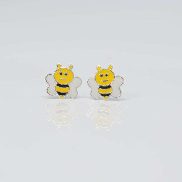 Bee ear studs - Pixi daisy