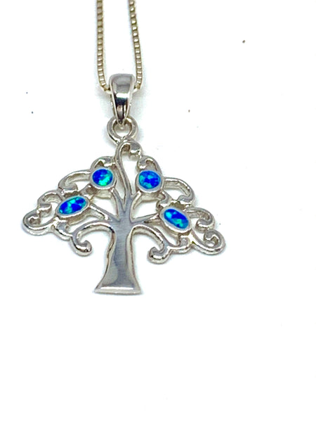 Blue Opal Tree from Pixi Daisy