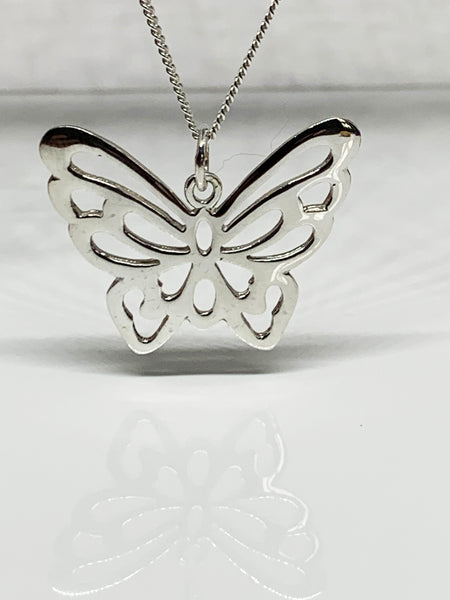 Butterfly Pendant from Pixi Daisy