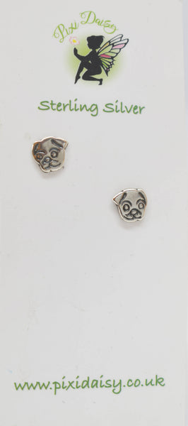 Dog Ear Studs - Pixi Daisy