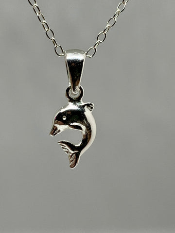 Dolphin necklace from Pixi Daisy