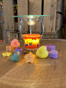 Butterfly Wax Melt Burner from Pixi Daisy