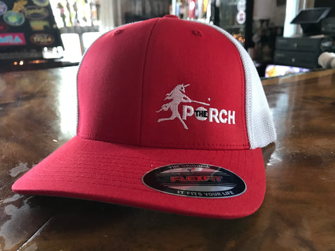 The Porch Conch Baseball Hat