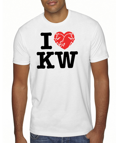"""I Love Key West"" Porch Shirt."