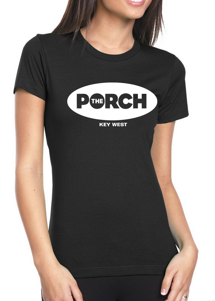 The Porch Classic Logo Women's Shirt