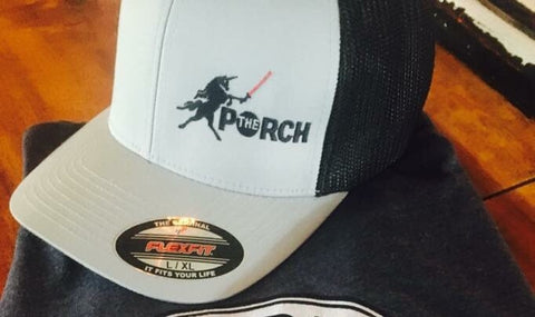 The Porch FlexFit Lightsaber Hat