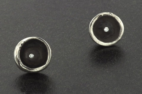 Basin Studs - Medium Oxidized