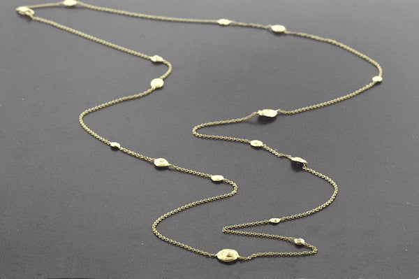 Pebble Necklace Diamond