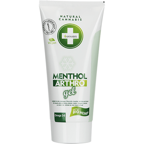 Feeling Light Annabis Menthol Arthro Gel (200ml)
