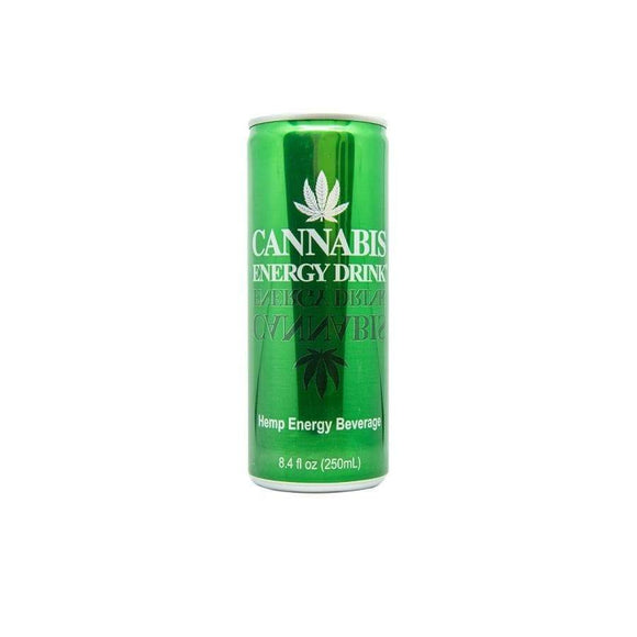 Feeling Light Boisson énergisante Cannabis original 250ml