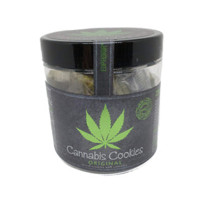 Feeling Light Cannabis Cookies Original Euphoria