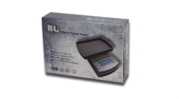 Feeling Light CBD Shop Bruxelles Balance Digital Pocket Scale BL