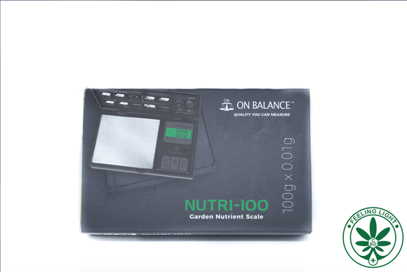 Feeling Light CBD Shop Bruxelles Balance On Balance Nutri-100