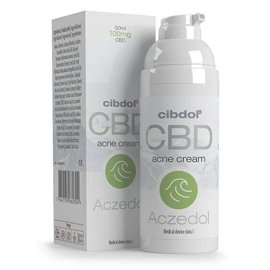 Feeling Light Crème Cibdol Aczedol 50ml