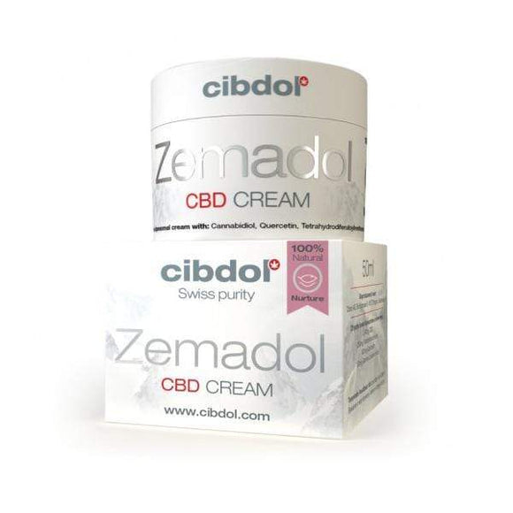 Feeling Light Crème Cibdol Zemadol 50ml