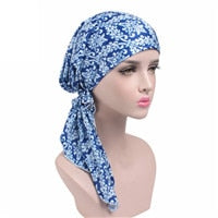 Long Point Pre-Tied Fashion Scarf (8 Colors)