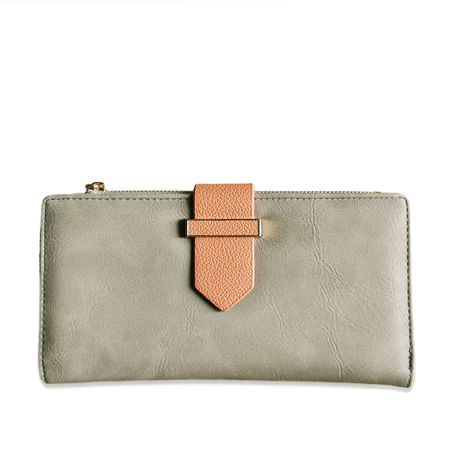 Afia Wallet Grey