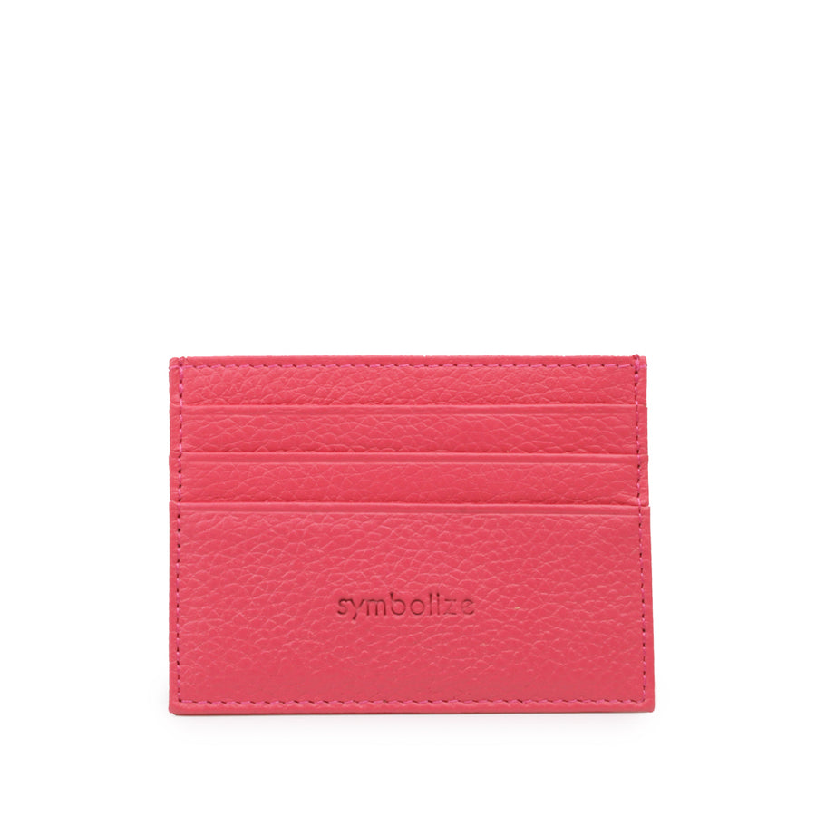 Card Wallet Pink